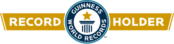 ギネス世界記録™認定ロゴ